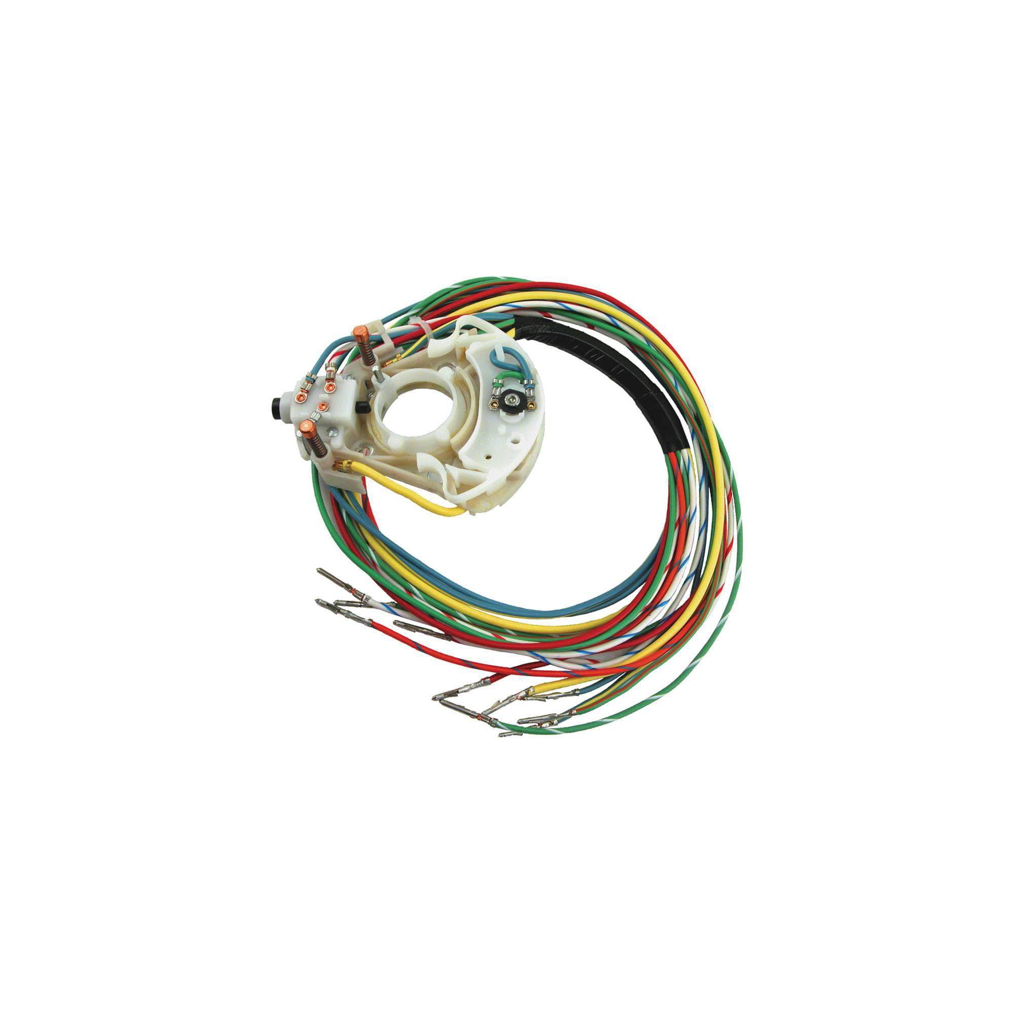 Ford Turn Signal Switch Installation