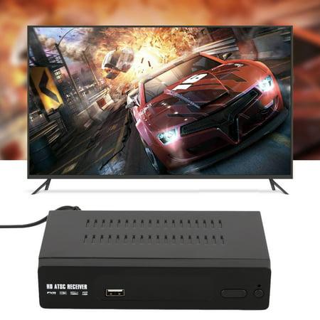 Hot Sale Tv Atsc M3 Box Fta Hd Digital Atsc Tv Tuner Hdmi Set Top Box Converter Decoder 1080P