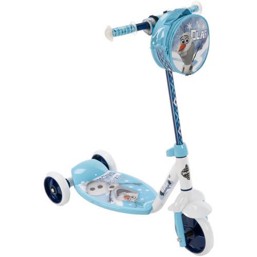 Disney Frozen Olaf 3-Wheel Preschool 3-Wheel Scooter, by Huffy by Huffy