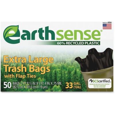 Webster Earth Sense Trash Bags WBIGES6FTL50