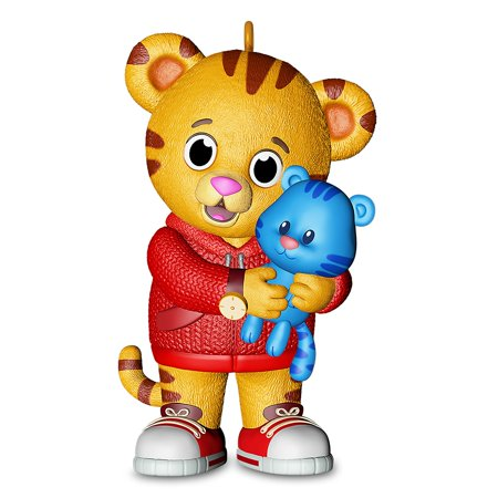 Hallmark Keepsake 2017 Daniel Tiger's Neighborhood Daniel and Tigey ...