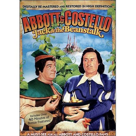 Jack And The Beanstalk Abbott Costello