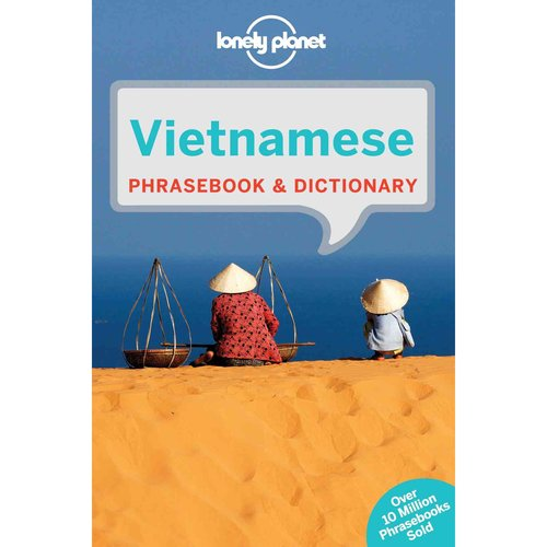 Lonely Planet Vietnamese: Phrasebook & Dictionary