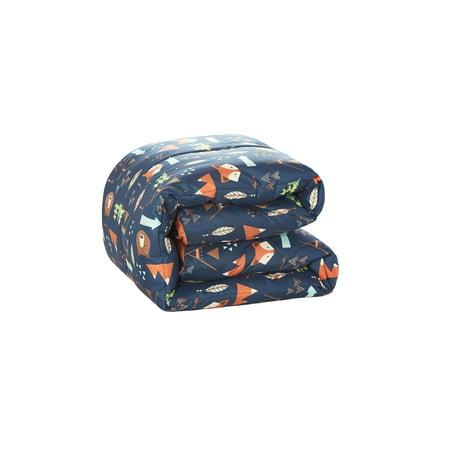 American Kids Woodland Safari Boy Bed in a Bag Bedding Set