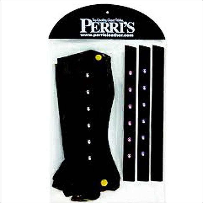Perris Childs Zipper Half Chap