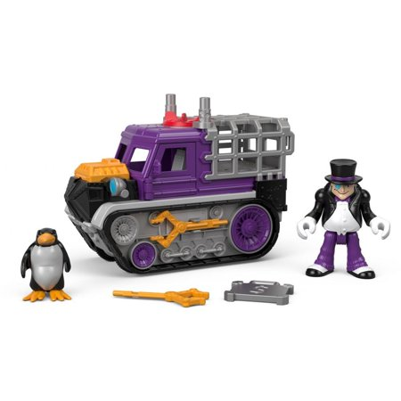 Imaginext DC Super Friends Streets of Gotham City the Penguin Tank
