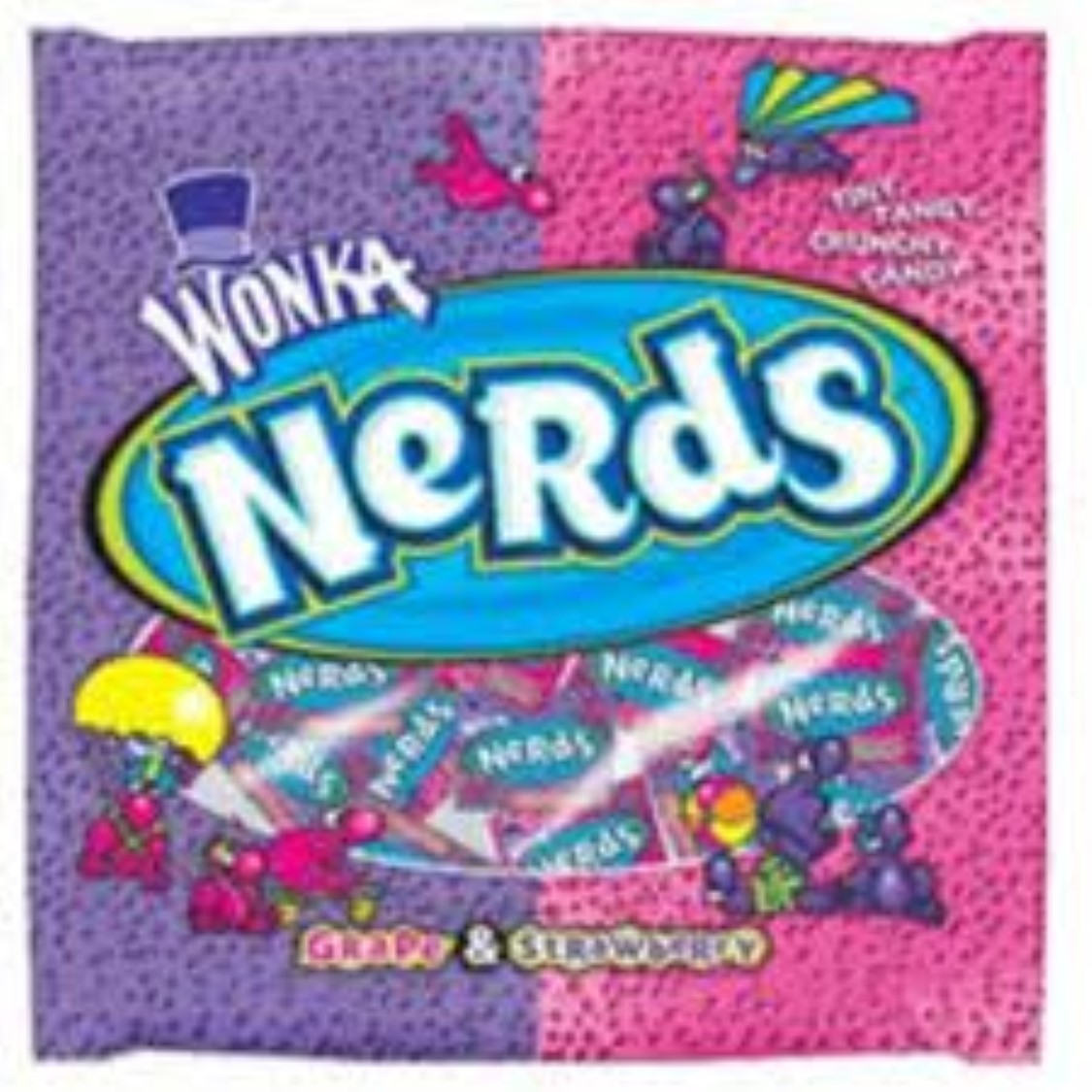 Nerds Grape Strawberry Candy 36 pack (1.65 oz per pack)