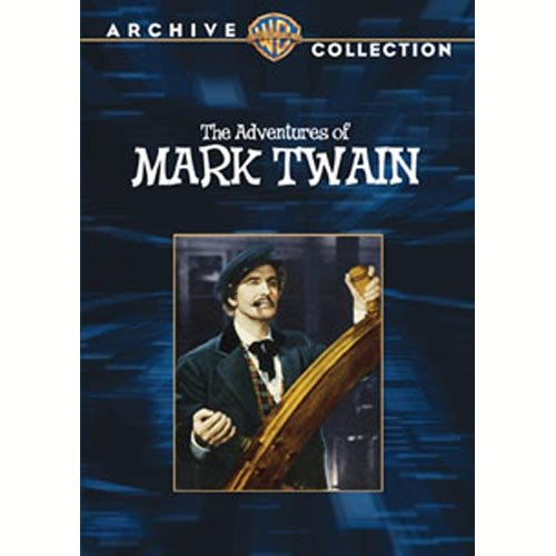 Adventures Of Mark Twain (1944/ Archive Collection/ On Demand DVD-R)