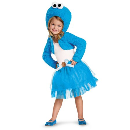 Disguise 76893W Cookie Monster Shrug And Tutu Kit Costume, (12-18 Months) for $<!---->