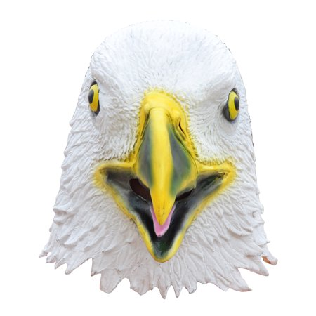 Giant Animal Masks - Eagle Costume Mask By Capital Costumes (Animal Role Play Masks)