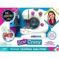 Cra-Z-Art Be Inspired Real Kids Sewing Machine