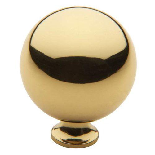 Baldwin Ball Round Knob