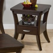 Jofran Joes Espresso End Table