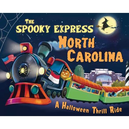 Spooky Express North Carolina, The