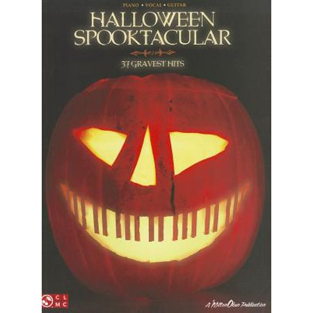 This Halloween Piano Sheet Music (Halloween Spooktacular : 37 Gravest)