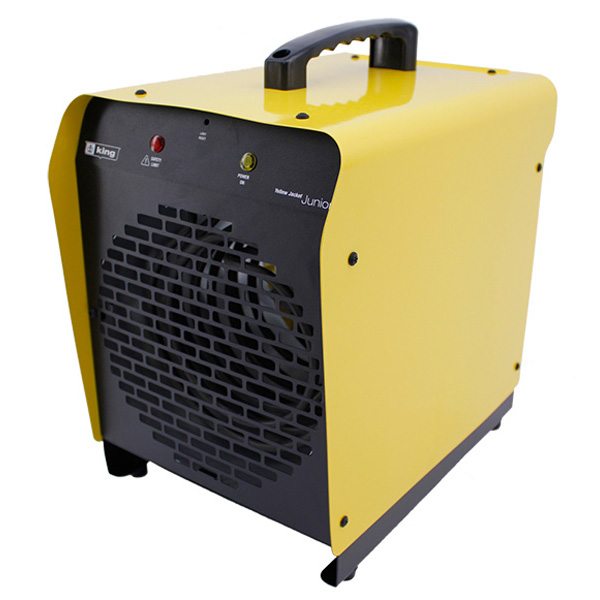 King Electric 240 Volt 4000 Watt Portable Garage Heater With Thermostat Cord and Bracket,... by King Electric