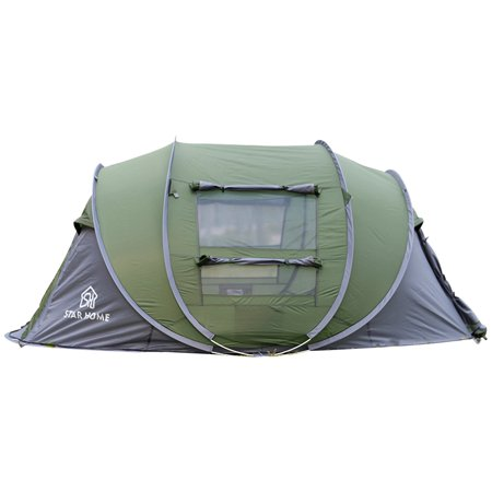 Finether 5 Person Pop Up Tent Outdoor Ultralight