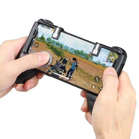 Camera Joystick - Gaming Joystick Handle Holder Controller Mobile Phone+Shooter for PUBG