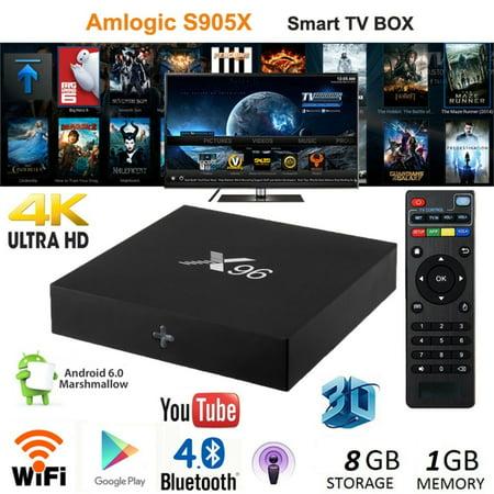 A5x Plus Mini Portable Rk3328 1 8G Smart Set Top Box Quad Core 64Bit Tv Box For Android 7 1 Media Player Us Plug