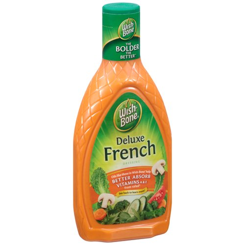 Wish-Bone�� Deluxe French Dressing 16 fl. oz. Bottle