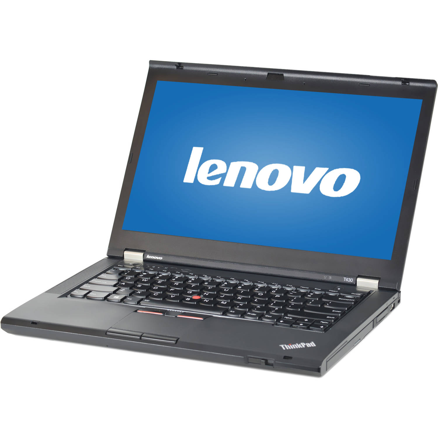 "Refurbished Lenovo Black 14"" T430 WA5-1092 Laptop PC with Intel Core i5-3210M Processor, 12GB Memory, 128GB Solid State Drive and Windows 10 Pro"