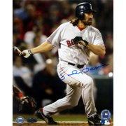 Steiner Sports DAMOPHS008003 Johnny Damon 2004 World Series Game 4 HR 8x10 Photograph