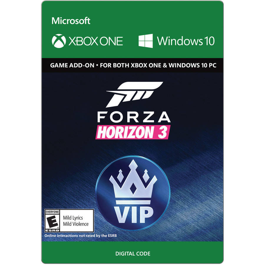 Xbox One Forza Horizon 3 VIP