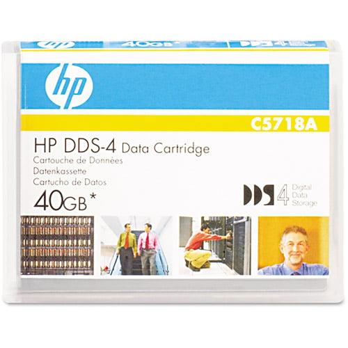 HP C5718A DAT DDS-4 Data Cartridge