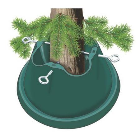 Christmas Tree Stands.Heavy Duty Green Easy Watering Christmas Tree Stand For Live Trees Up To 10 Walmart Canada