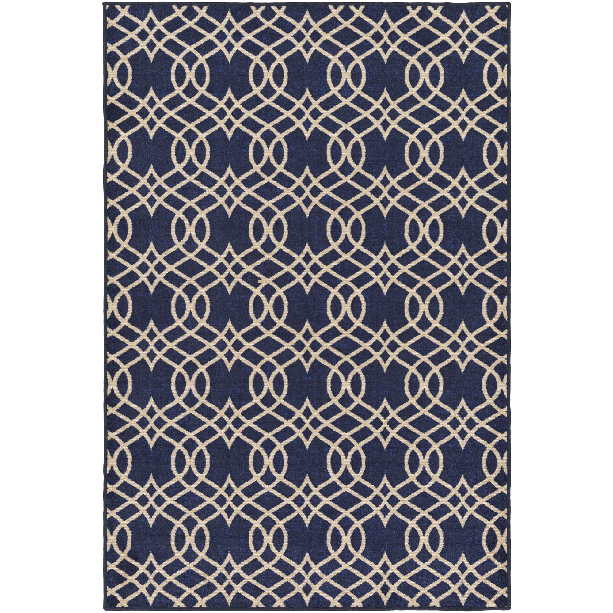 "Art of Knot Alrover 1'10"" x 3' Rectangular Area Rug"