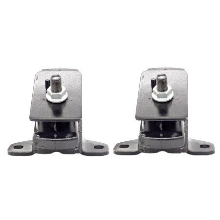 CF Advance For 99-04 Toyota 4Runner Tacoma 3.4L Front Left and Right 7273 7273 Engine Motor Mount Set of 2PCS 1999 2000 2001 2002 2003 2004 1999 2000 Toyota Tacoma Engine