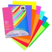 Array 8. 5 x 11 inch Acid-Free Heavy Weight Card Stock - Jumbo, Pack 250