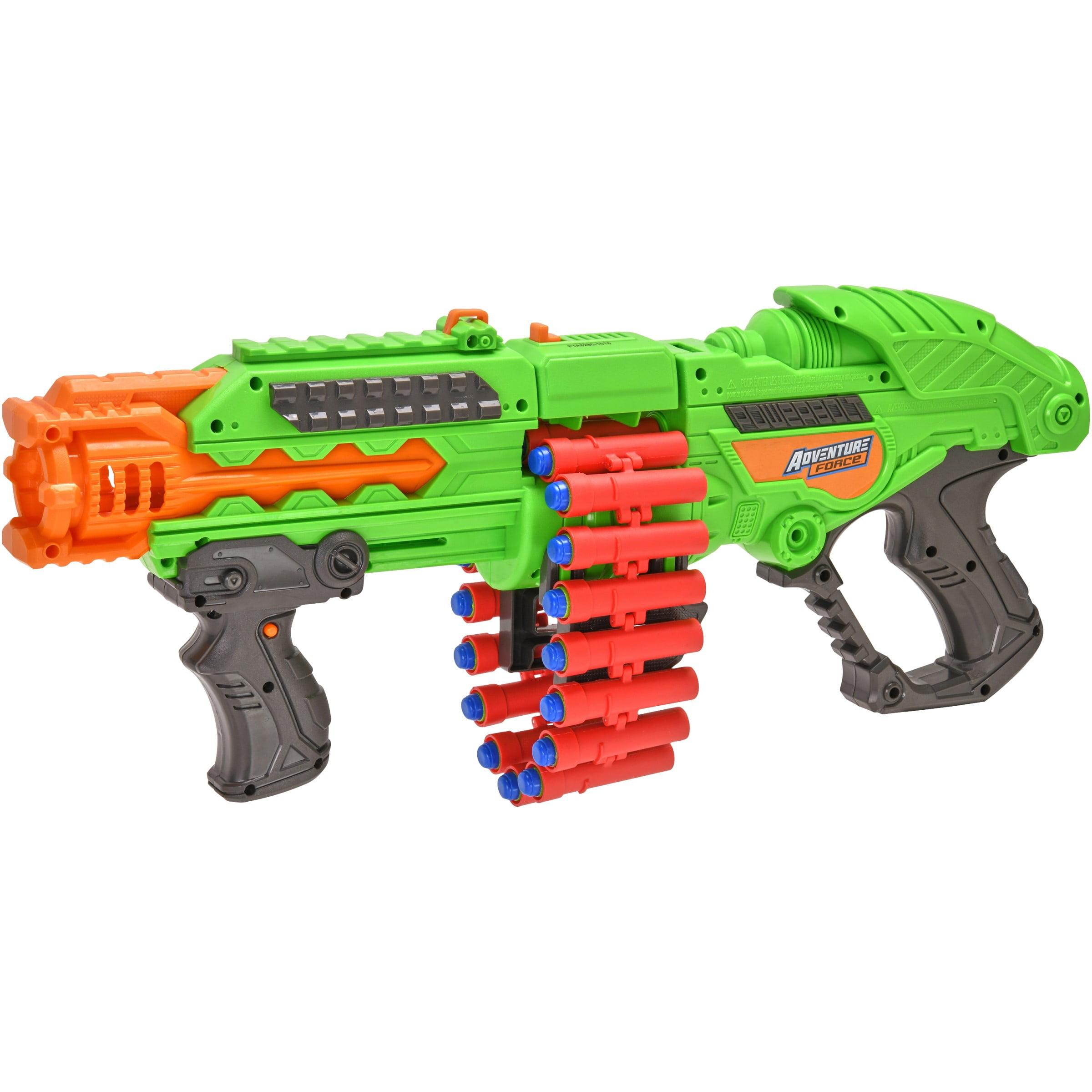 Adventure Force Powerbolt Pump-Action Belt Blaster, green