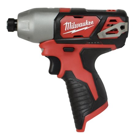 Milwaukee 2462-20 M12 REDLITHIUM 1/4-in 18V Hex Impact Driver - Tool (Makita 18v Impact Driver Best Price)