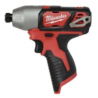Milwaukee 2462-20 M12 REDLITHIUM 1/4-in 18V Hex Impact Driver - Tool Only