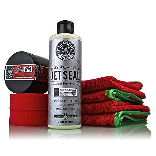 Chemical Guys HOL_111 JetSeal & Pete's 53 Paint Protection and Shine Kit