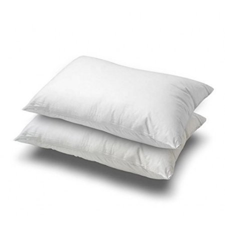Continental Bedding White Goose Feather And Down Pillow