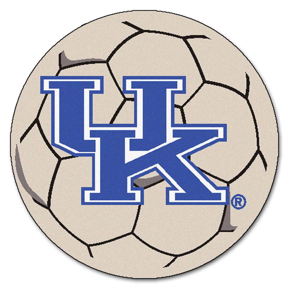 FANMATS NCAA University of Kentucky Soccer Ball
