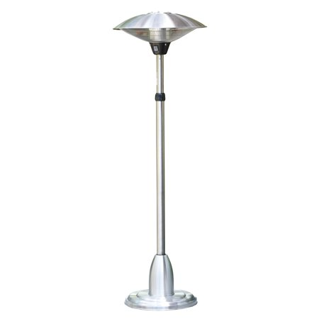 Hiland Telescopic Electric Patio Heater with Adjustable
