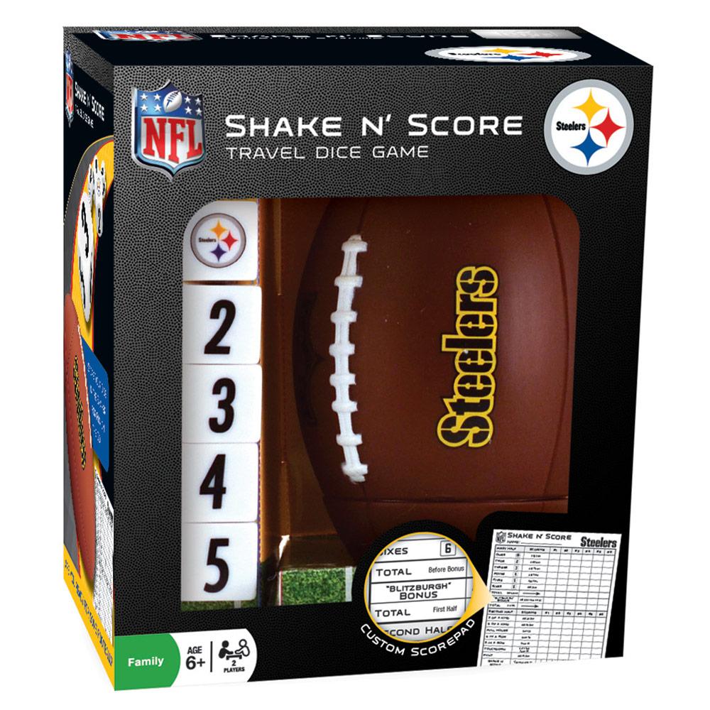 MasterPieces Pittsburgh Steelers Shake N' Score