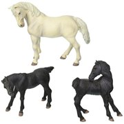 Papo Display Box - Lipizzaner Horses