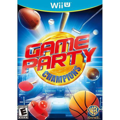 Game Party Champions (Wii U) - Pre-Owned