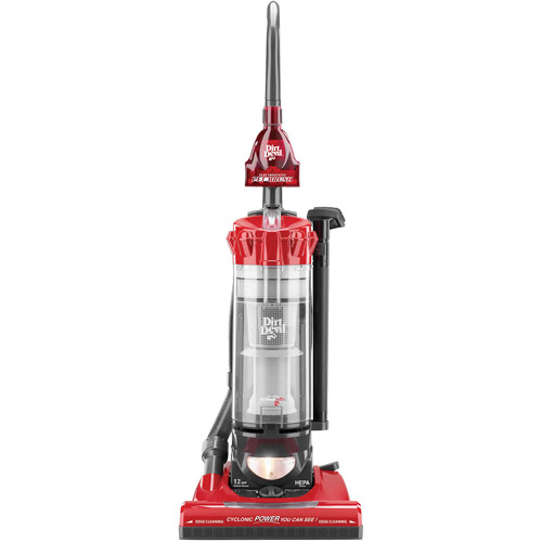 Dirt Devil Power Reach Pet Multi-Cyclonic Bagless Upright Vacuum, UD70095