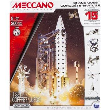 Meccano-Erector 15 Model Space Quest Set