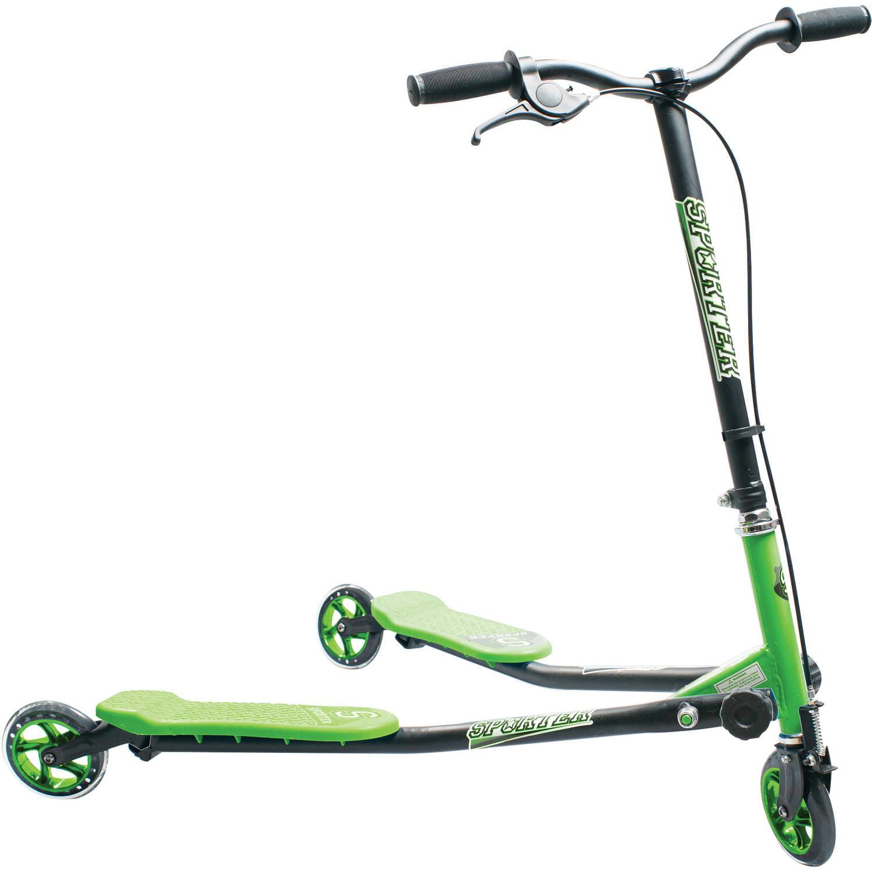 Sporter 1 Scooter, Green