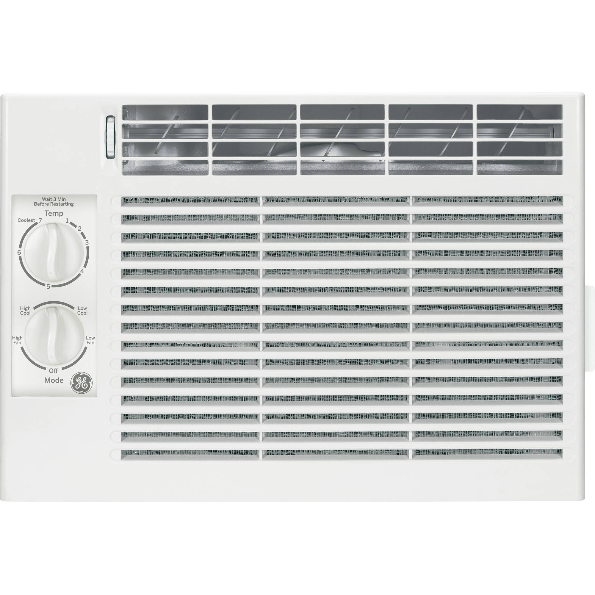 General Electric 5,000 BTU Window Air Conditioner, 115V, GE AEY05LV