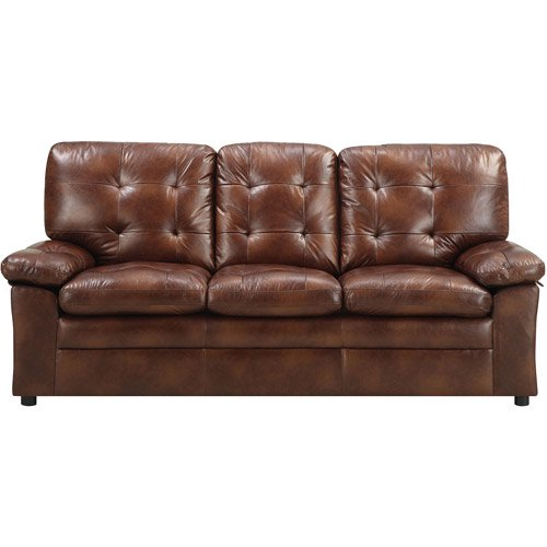 Buchannan faux leather sofa reviews 1025thepartycom for Buchannan faux leather corner sectional sofa chestnut