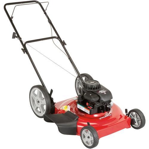 """Murray 22"""" 2-in-1 High-Wheel Push Mower"""