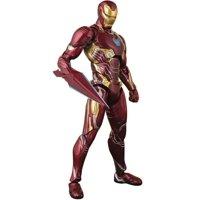 Marvel S.H. Figuarts Iron Man MK-50 Action Figure [Nano Weapon Set]