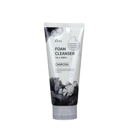 Ekel Foam Cleanser Charcoal 6.09oz